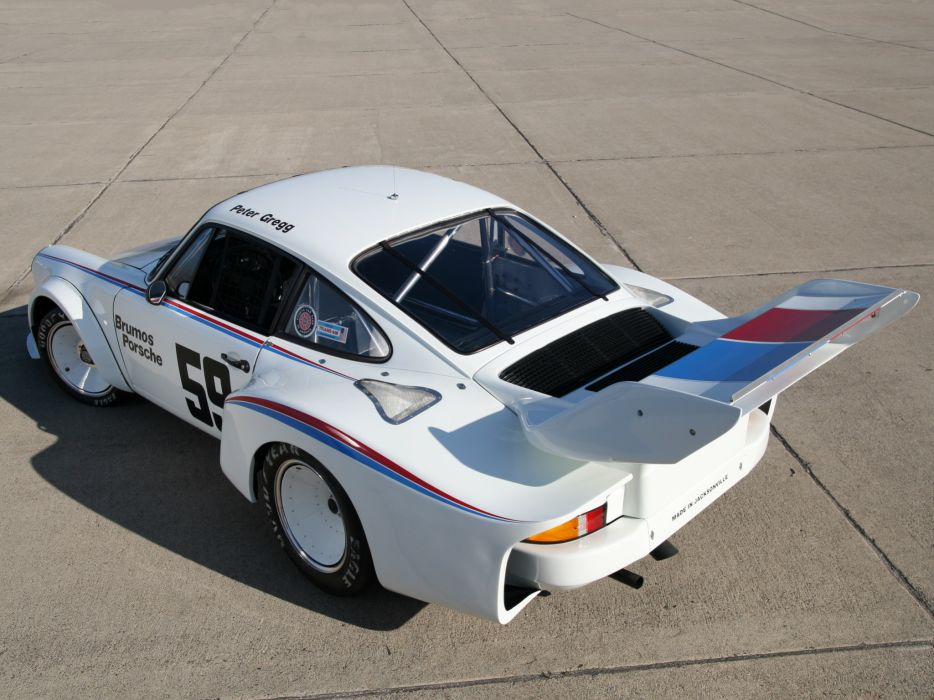 1977 Porsche 934 Turbo RSR race racing wallpaper