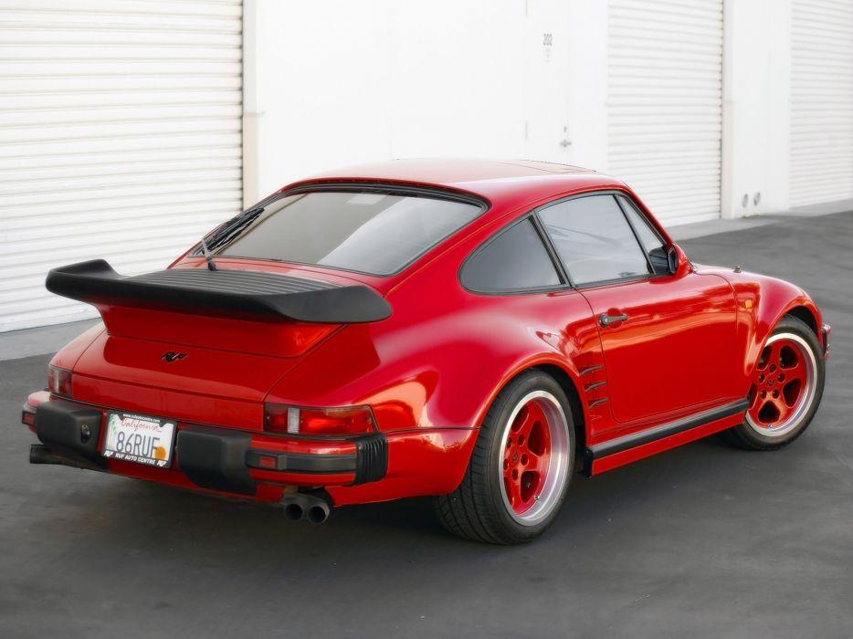 1986 Ruf Porsche 911 Turbo 1986 930 Slantnose Classic