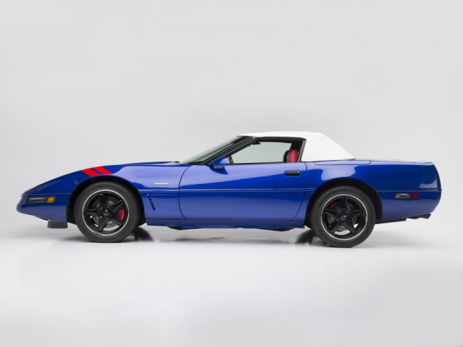 1996 Corvette Grand Sport Convertible muscle d wallpaper