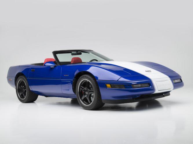 1996 Corvette Grand Sport Convertible muscle wallpaper