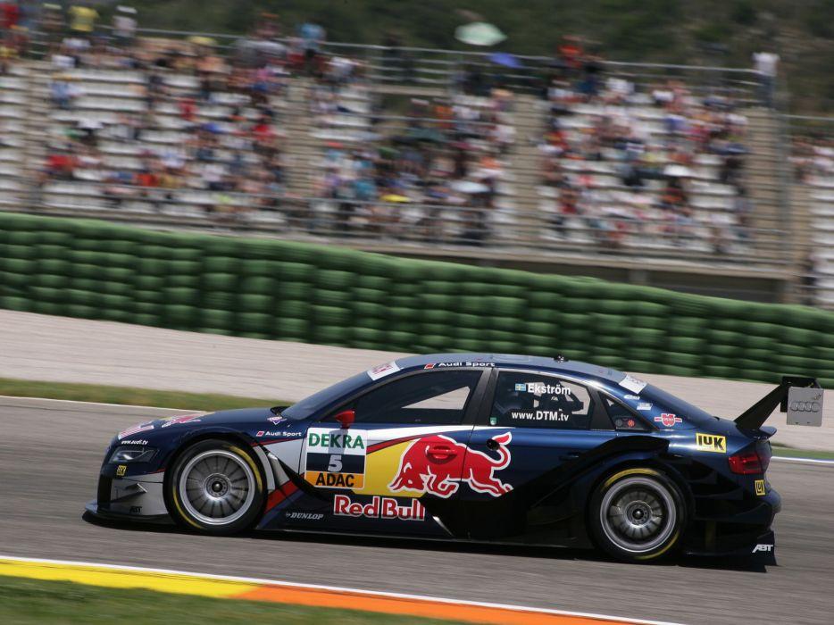 2008 Audi A4 DTM race racing   h wallpaper