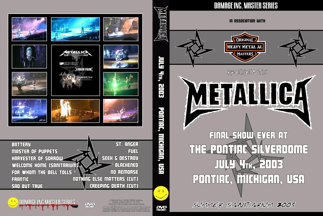METALLICA thrash heavy metal     b wallpaper