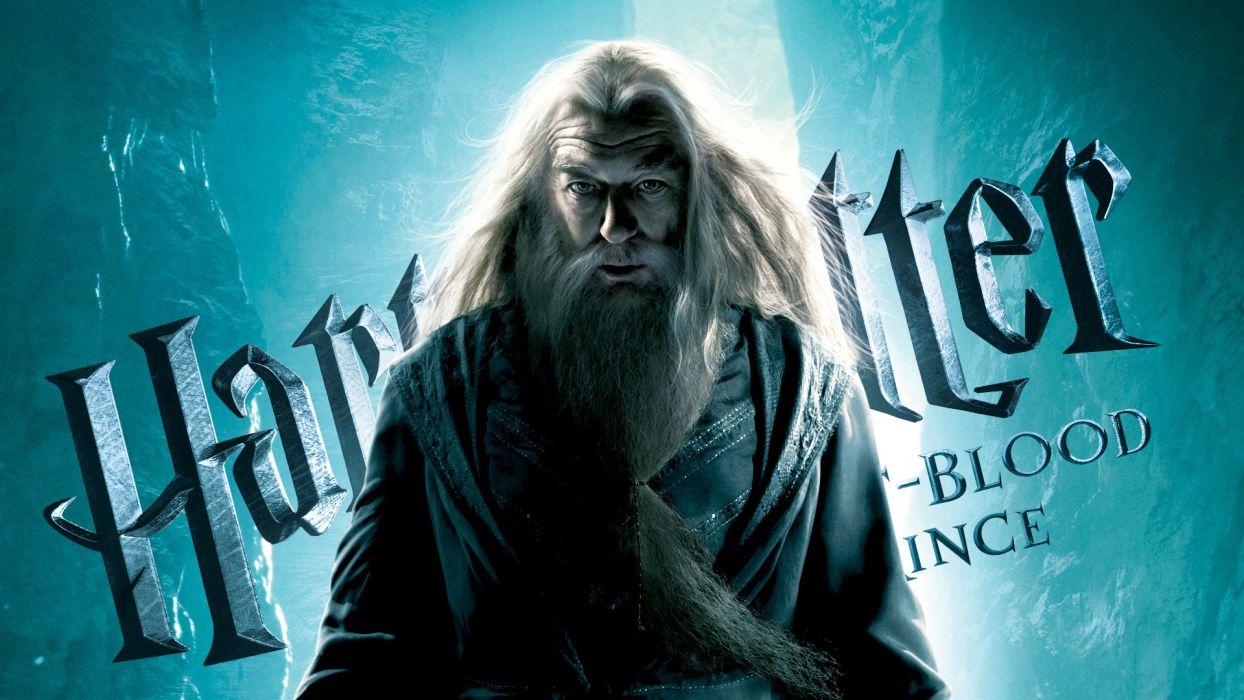 Harry Potter Albus Dumbledore wizard wallpaper
