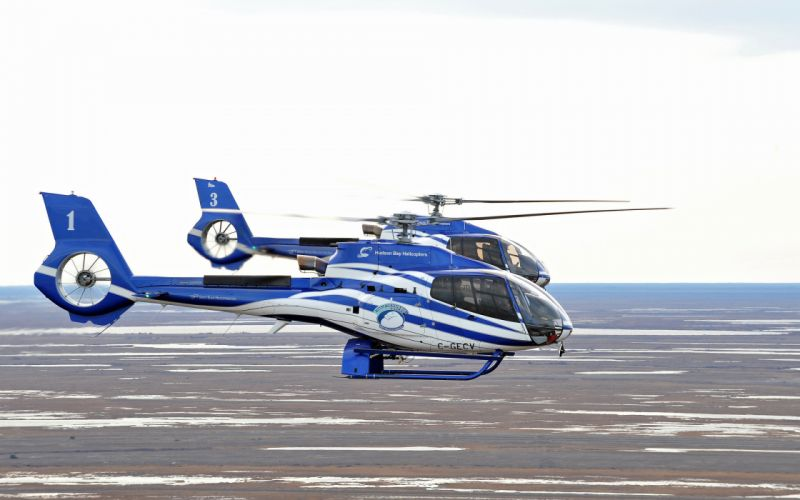 Hudson Bay Helicopters Helicopter wallpaper