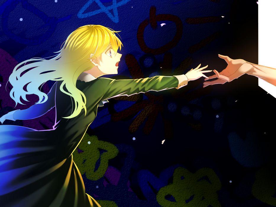 ib i-b ib-anime love mood wallpaper