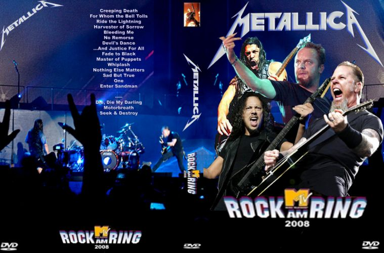 METALLICA thrash heavy metal i wallpaper
