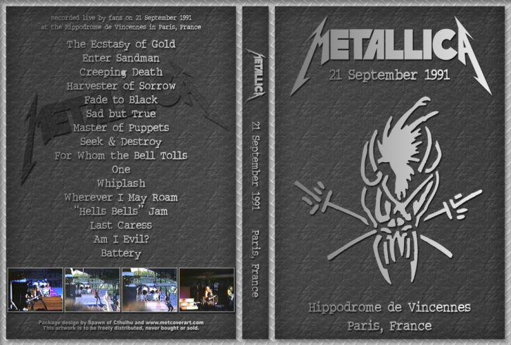 METALLICA thrash heavy metal r wallpaper
