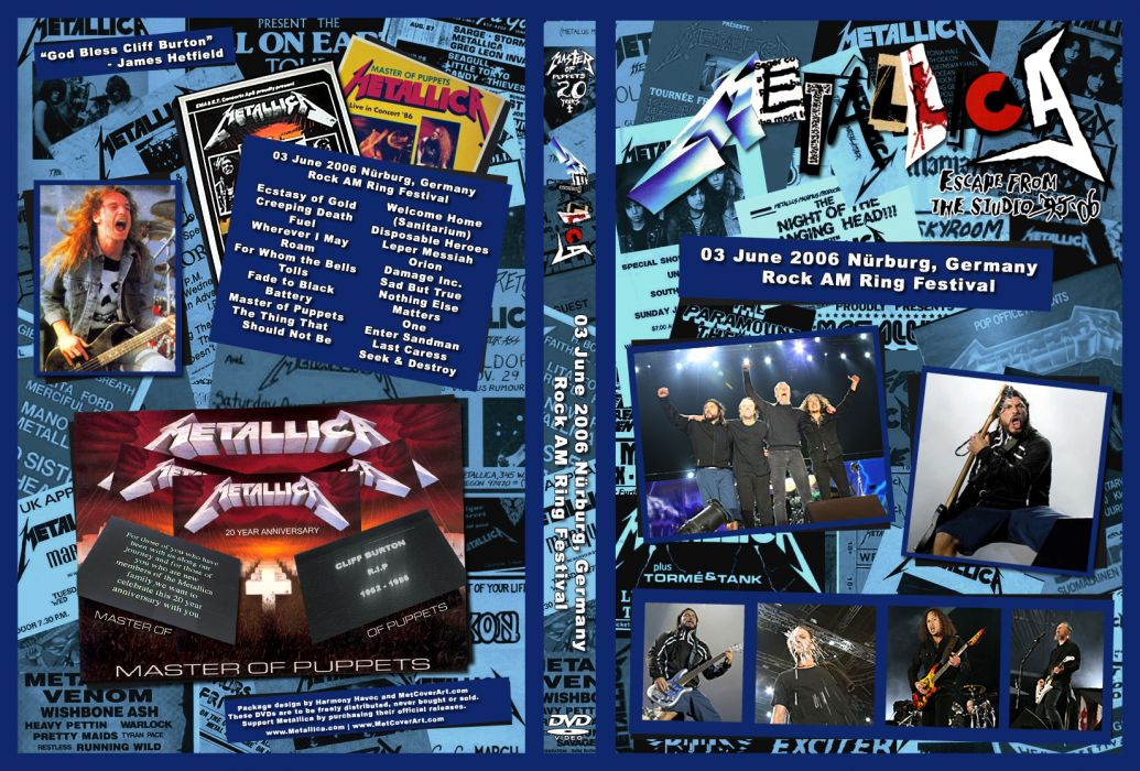 METALLICA thrash heavy metal     rj wallpaper