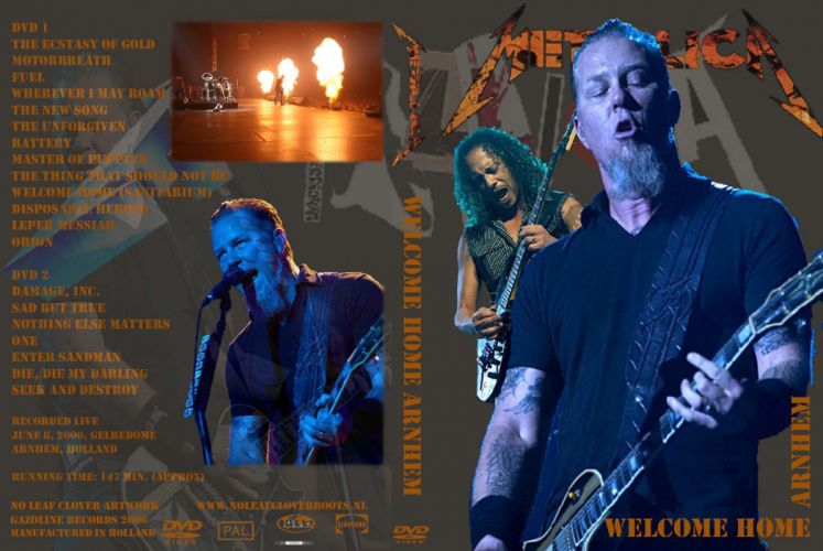 METALLICA thrash heavy metal rm wallpaper