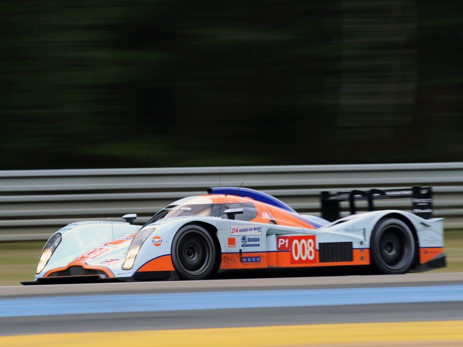 2009 Aston Martin LMP1 race racing   d wallpaper