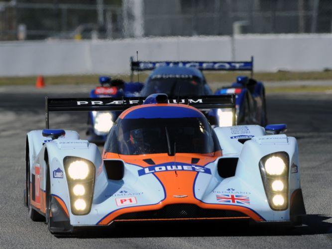 2009 Aston Martin LMP1 race racing fs wallpaper