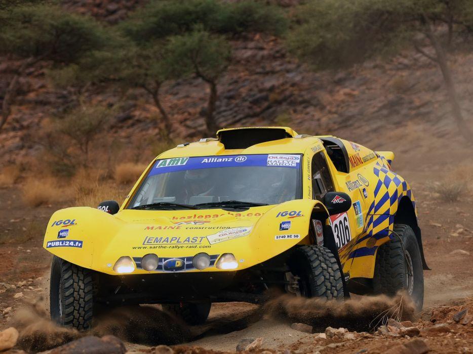 2009 MD Rallye Sport Buggy offroad race racing wallpaper