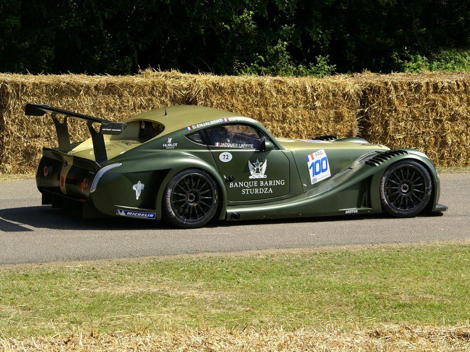 2009 Morgan Aero Super Sport GT3 race racing supercar supercars   g wallpaper