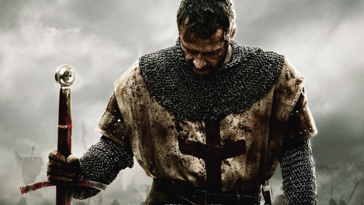 Ironclad Knight Medieval Sword Armor Blood James Purefoy wallpaper