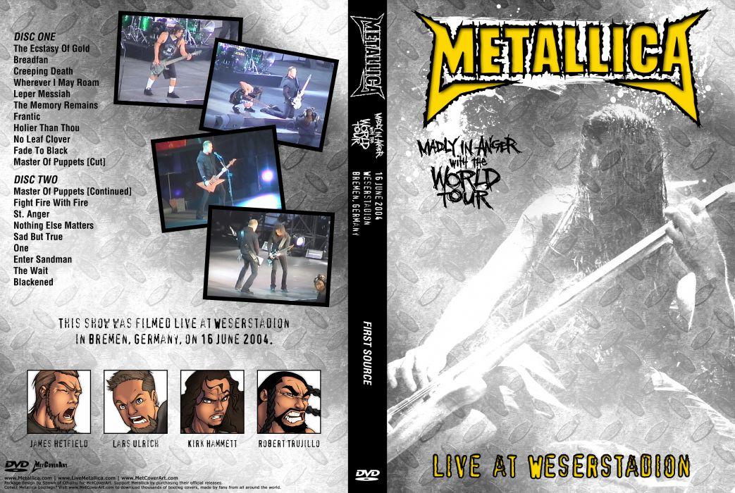 METALLICA thrash heavy metal     fk wallpaper
