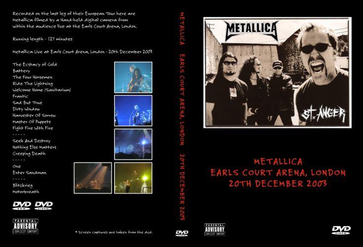 METALLICA thrash heavy metal fs wallpaper