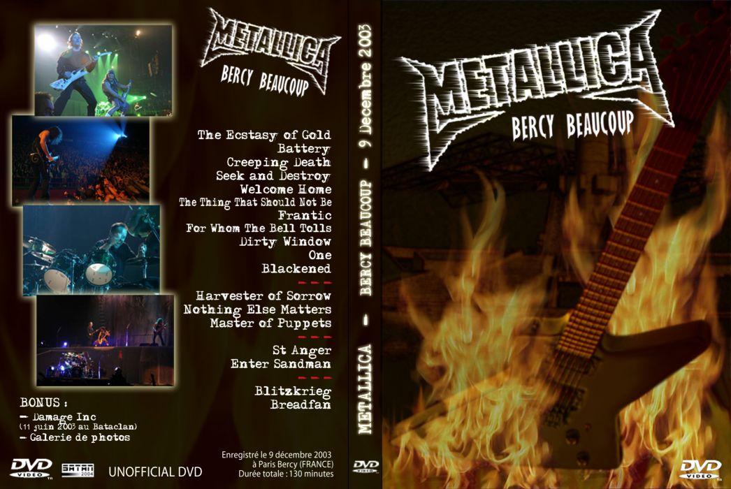 METALLICA thrash heavy metal     rv wallpaper