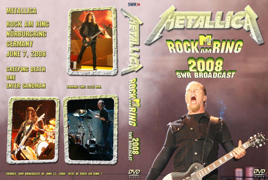 METALLICA thrash heavy metal     tz wallpaper