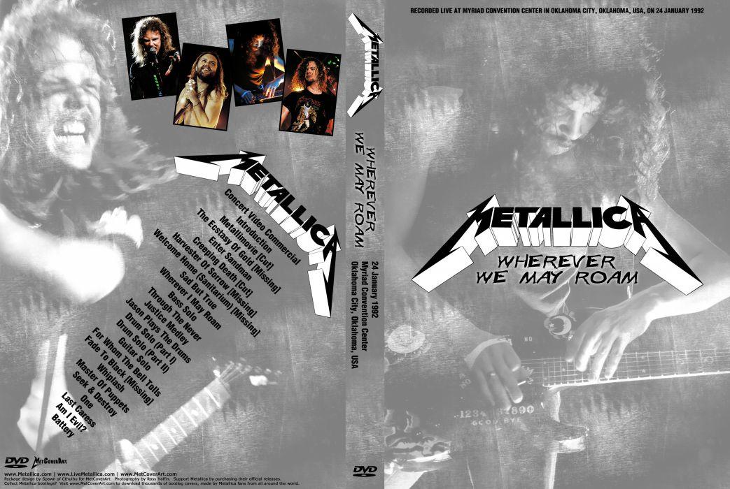 METALLICA thrash heavy metal     u wallpaper