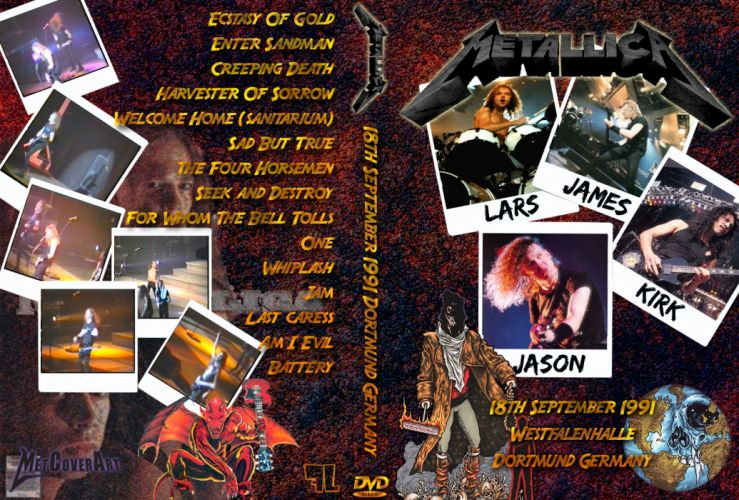 METALLICA thrash heavy metal z wallpaper