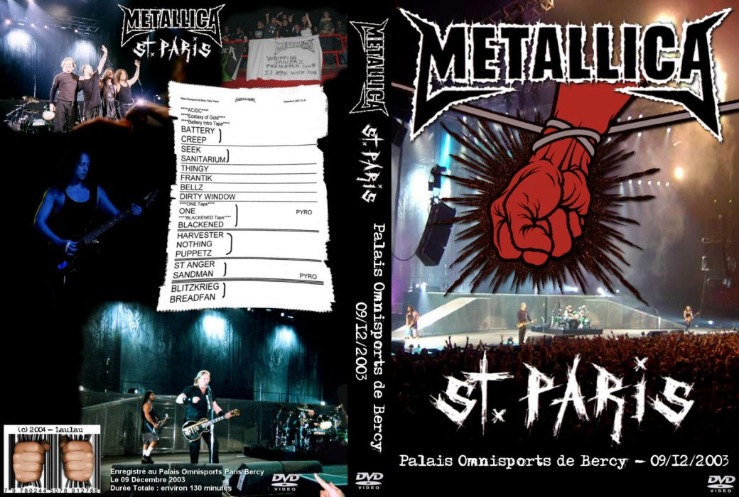 METALLICA thrash heavy metal    dg wallpaper