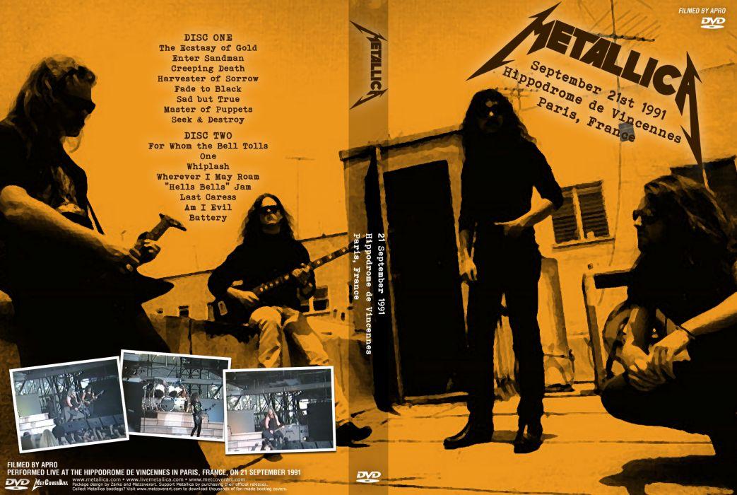 METALLICA thrash heavy metal    e wallpaper