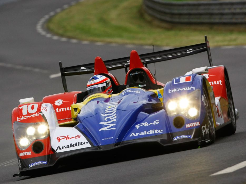 2009 Oreca 01 Nissan race racing  d wallpaper