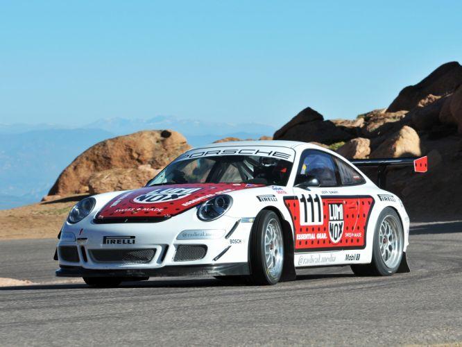 2009 Porsche 911 GT3 Cup 997 race racing wallpaper