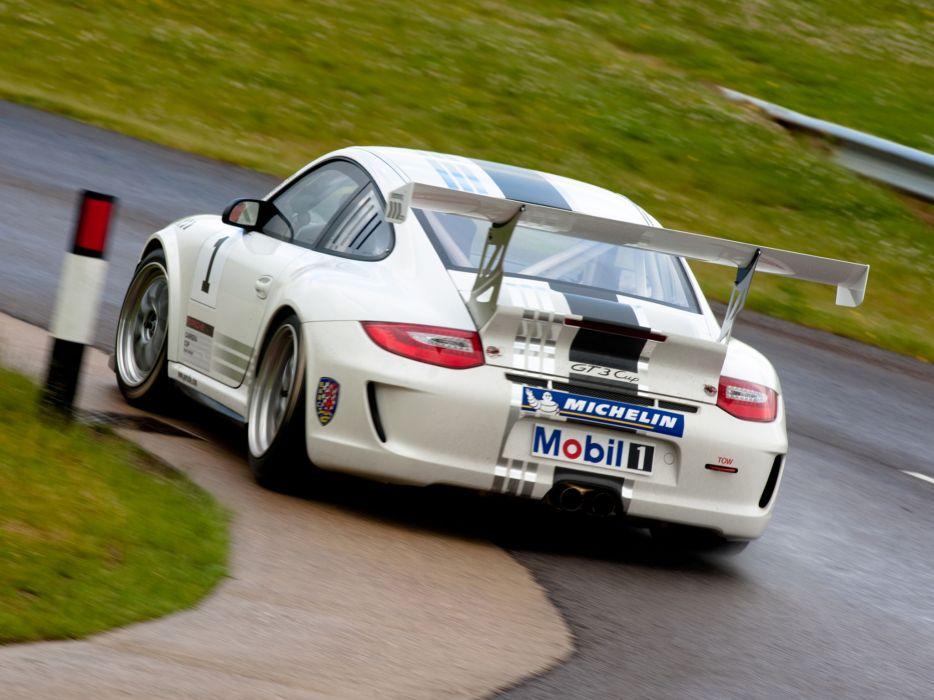 2009 Porsche 911 GT3 Cup 997 race racing   g wallpaper