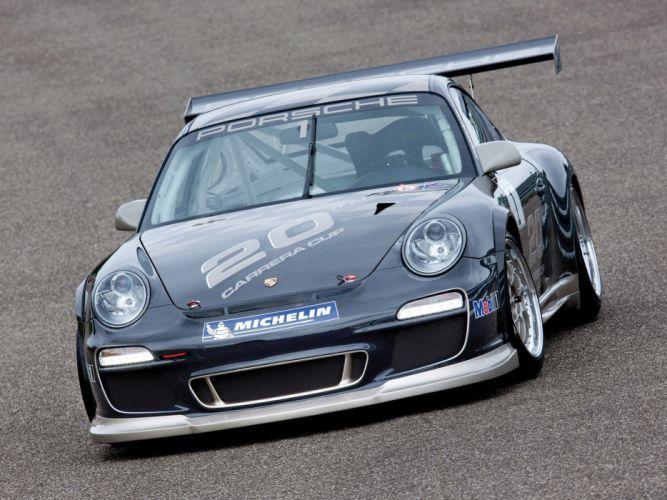 2009 Porsche 911 GT3 Cup 997 race racing da wallpaper