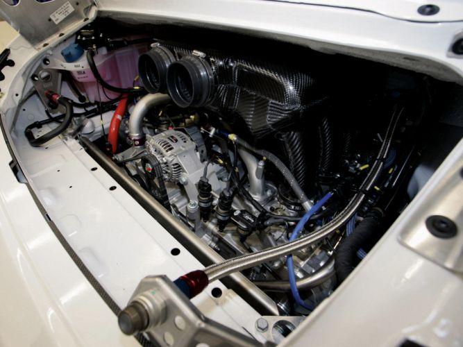 2009 Porsche 911 GT3 RSR 997 race racing engine engines f wallpaper
