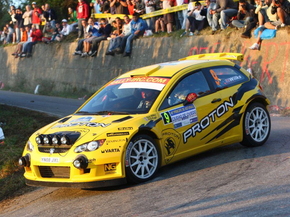 2009 Proton Satria Neo S2000 race racing    g wallpaper