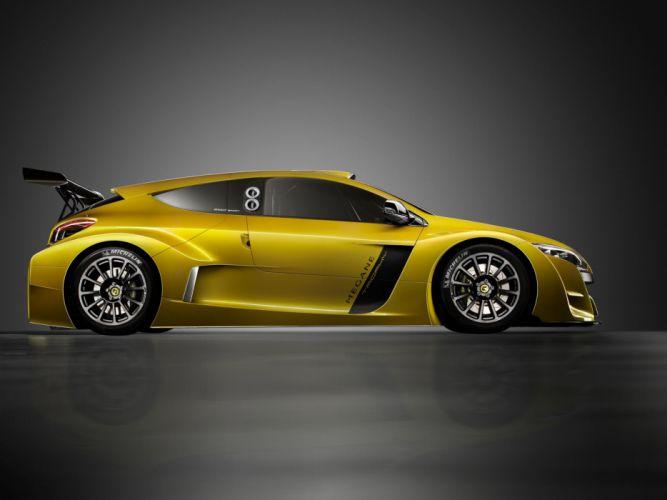 2009 Renault Megane Trophy race racing supercar supercars d wallpaper