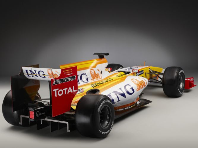 2009 Renault R29 formula one f-1 race racing f wallpaper