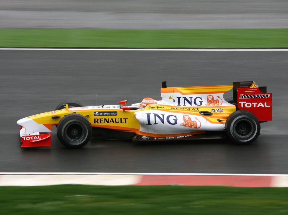 2009 Renault R29 formula one f-1 race racing  fw wallpaper
