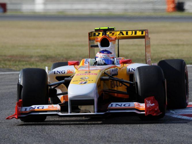 2009 Renault R29 formula one f-1 race racing fs wallpaper
