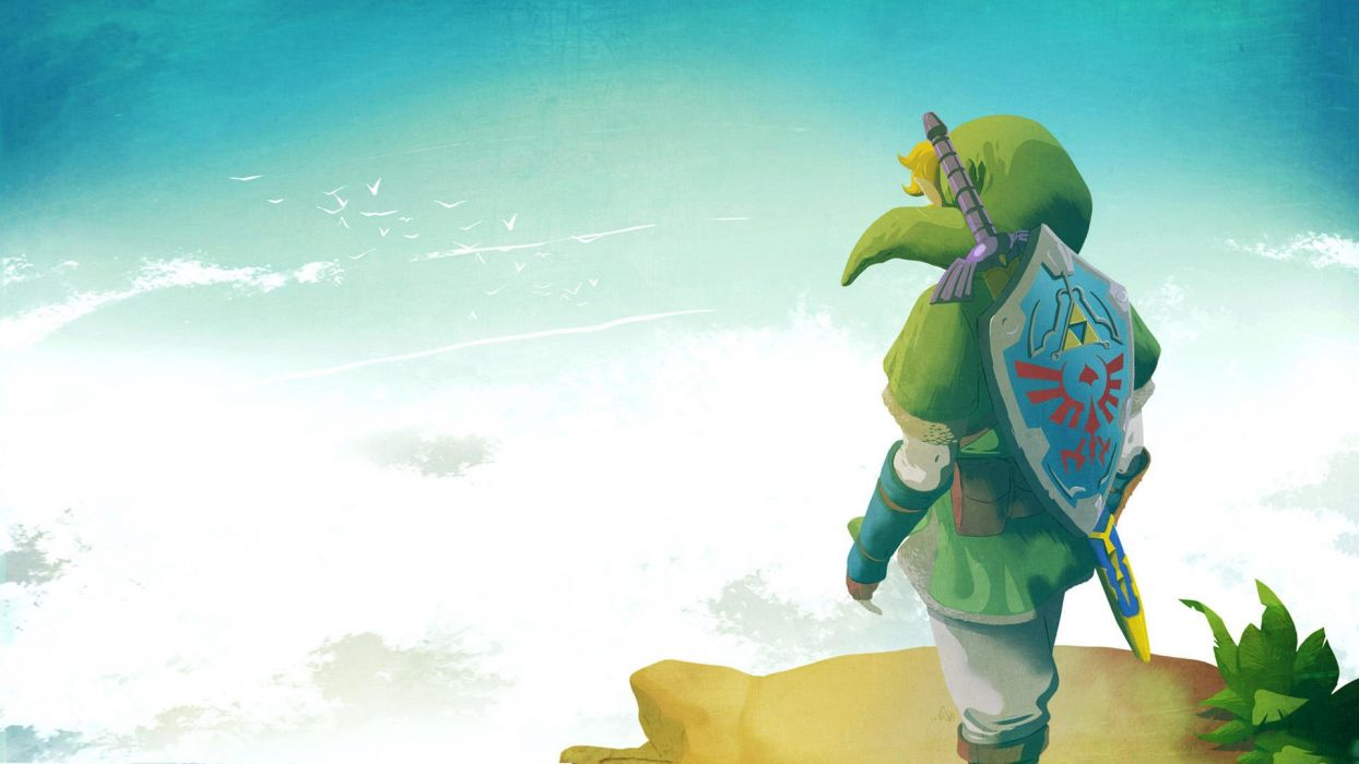 LOZ legend of zelda fantasy  f wallpaper