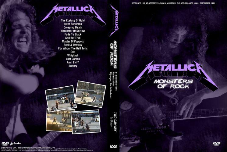 METALLICA thrash heavy metal gw wallpaper
