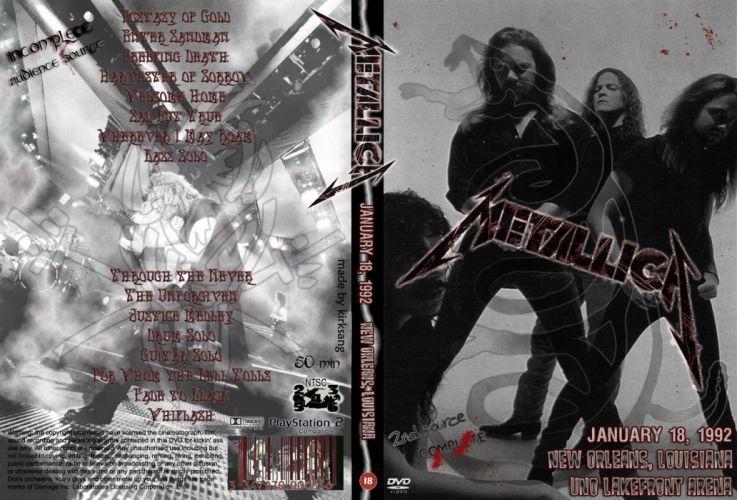 METALLICA thrash heavy metal yr wallpaper