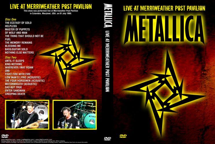 METALLICA thrash heavy metal yv wallpaper