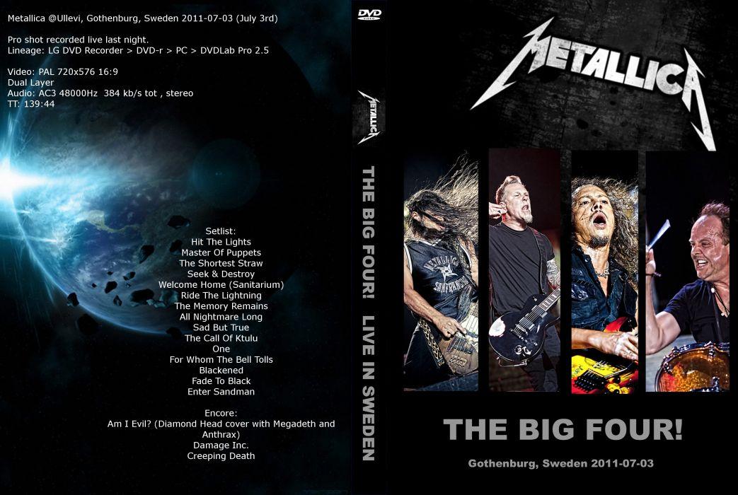 METALLICA thrash heavy metal    da wallpaper