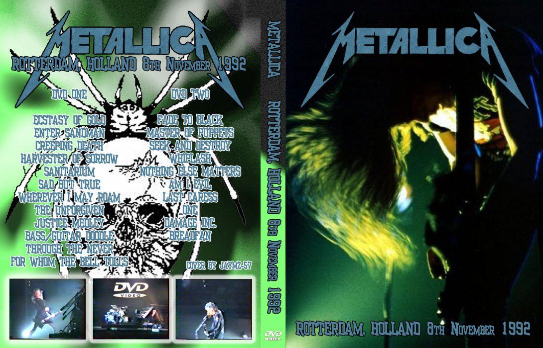 METALLICA thrash heavy metal    ea wallpaper