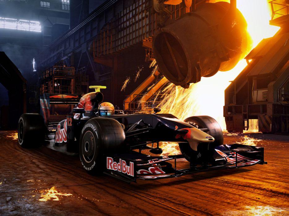 2009 Toro Rosso STR4 formula one f-1 formula-1 race racing wallpaper