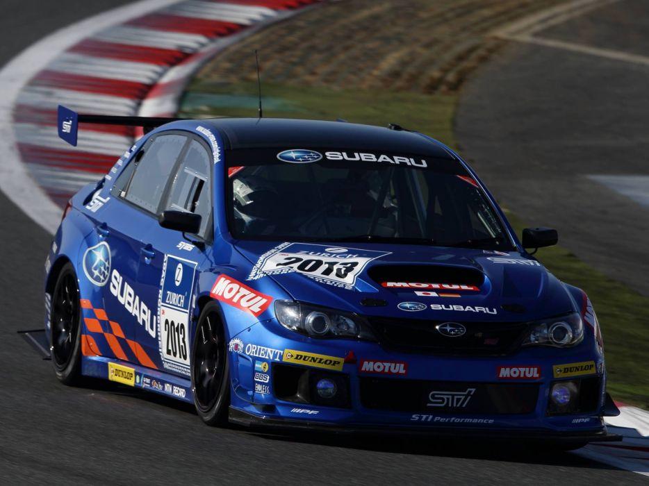 2011 Subaru Impreza WRX STi race racing f wallpaper