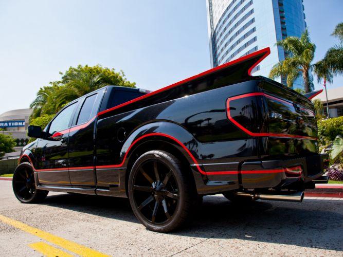 2012 Ford F-150 XLT supertruck tuning muscle custom truck f wallpaper