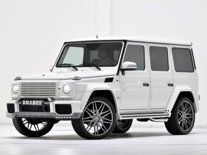 2013 Brabus Widestar Mercedes Benz G-Class 350 CDI suv tuning wallpaper