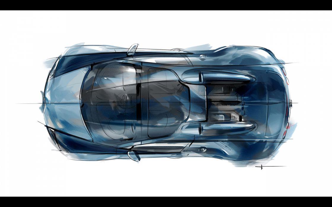 2013 Bugatti Veyron Grand Sport Roadster Vitesse JP-Wimille supercar supercars     f wallpaper