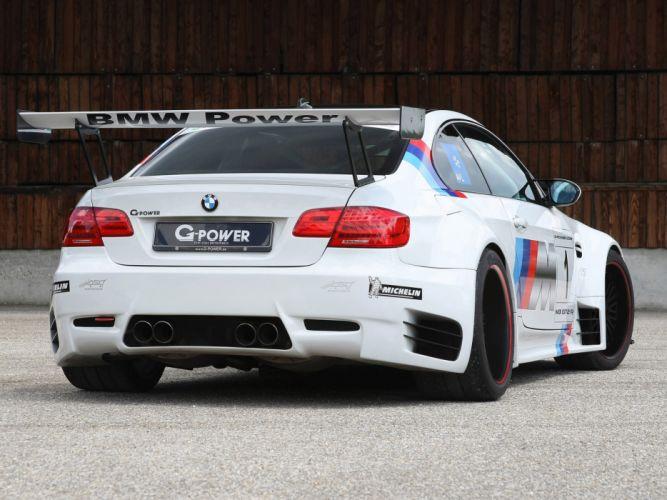 2013 G-Power BMW M3 GT2-R E92 gt2 tuning race racing f wallpaper