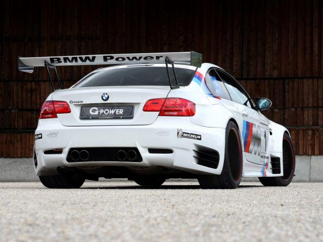 2013 G-Power BMW M3 GT2-R E92 gt2 tuning race racing fe wallpaper