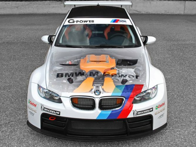 2013 G-Power BMW M3 GT2-R E92 gt2 tuning race racing engine engines e wallpaper